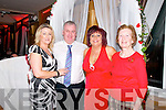 Valentines Dinner: Attending the Valentines sinner in aid of theDestination  Ballybunion at the Golf Hotel, Ballybunion oon Friday night last were Terri O'Hanlon, Liam O'Sullivan, Joanne Kelly Walsg & Maria McEnery.