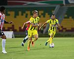 Atlético Bucaramanga igualó 0-0 ante Junior. Fecha 1 Liga Águila II-2018.
