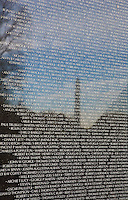 Vietnam Veterans Memorial Washington Monument Washington DC