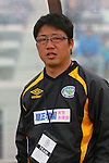 Shinji Ota (Charme), .MARCH 23, 2013 - Football /Soccer : .Plenus Nadeshiko League 2013 .between NTV Beleza 2-0 FC Kibikokusaidaigaku Charme .at Ajinomoto Stadium West Field, Tokyo, Japan. .(Photo by YUTAKA/AFLO SPORT) [1040]