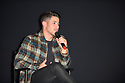 VENTURA, FL - NOVEMBER 14: Musician/Actor Nick Jonas speaks on stage at the launch of JVxNJ Silver Edition Fragrance in collaboration with John Varvatos at Macy's Aventura on November 14, 2019 in Aventura, Florida.  ( Photo by Johnny Louis / jlnphotography.com )