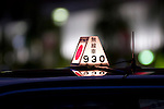 Tokyo's taxis are known for their colourful rooftop badges. Hinomaru is how the Japanese refer to their national flag, making this long-standing company - in effect - the 'national carrier' of the cab world, operating everything from standard street cabs to luxury chartered cars and limousines.