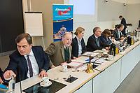 2018/02/20 Berlin | Bundestag | Fraktionssitzung | AfD