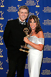 BEVERLY HILLS - JUN 22: Harlan Boll, Kate Linder at The 41st Annual Daytime Emmy Awards Press Room at The Beverly Hilton Hotel on June 22, 2014 in Beverly Hills, California