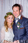 Sadhbh Ní Lionaírd, Muckross, Killarney, daughter of Risteard and Majella, and PJ Kiely, Blackrock, Co cork, son of joe and regina, who were married in St Marys Cathedral on Saturday, fr odhran furlong officiated at the ceremony, best man was Joe Kiely, groomsmen were Brian Russell, David Collins and Justin Shorten. bridesmaids were Nessa Ní Lionaírd, orna McCarthy, Janet O'Sulllivan, and Aoife Hegarty. flowergirls were Caoimhe and Aine Ní Lionaird, page boy was Tomas Moran the reception was held in the Malton Hotel and the couple will reside in Cork