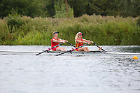 Race: 57  W.2x (Band 1)  Heat 2<br /> <br /> Peterborough Summer Regatta 2018 - Sunday<br /> <br /> To purchase this photo, or to see pricing information for Prints and Downloads, click the blue 'Add to Cart' button at the top-right of the page.