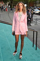 Pheobe C James<br /> arrives for the V&amp;A Summer Party 2016, South Kensington, London.<br /> <br /> <br /> &copy;Ash Knotek  D3135  22/06/2016