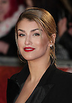 NON EXCLUSIVE PICTURE: MATRIXPICTURES.CO.UK<br /> PLEASE CREDIT ALL USES<br /> <br /> WORLD RIGHTS<br /> <br /> British model Amy Willerton attending the UK Premiere of Mortdecai at Empire Leicester Square, in London.<br /> <br /> JANUARY 19th 2015<br /> <br /> REF: GBH 15182