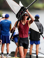 Kings College Rowing, Head of Harbour, Lake Pupuke, Auckland, New Zealand. Saturday 10 February 2018. Photo: Simon Watts/www.bwmedia.co.nz for Kings College