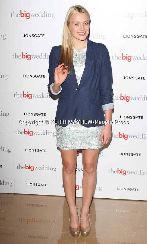 Special screening of 'The Big Wedding' at Mayfair Hotel, London -  May 23rd 2013..Photo by Keith Mayhew