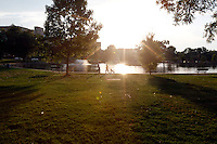 Capaha Park in Cape Girardeau on Thursday, September 2, 2010.