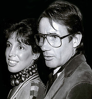 Jim Dale and wife Julia Schafler 1978<br /> Photo By Adam Scull/PHOTOlink.net
