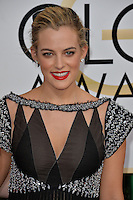 Riley Keogh at the 74th Golden Globe Awards  at The Beverly Hilton Hotel, Los Angeles USA 8th January  2017<br /> Picture: Paul Smith/Featureflash/SilverHub 0208 004 5359 sales@silverhubmedia.com