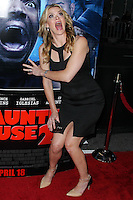 "LOS ANGELES, CA, USA - APRIL 16: Missi Pyle at the Los Angeles Premiere Of Open Road Films' ""A Haunted House 2"" held at Regal Cinemas L.A. Live on April 16, 2014 in Los Angeles, California, United States. (Photo by Xavier Collin/Celebrity Monitor)"