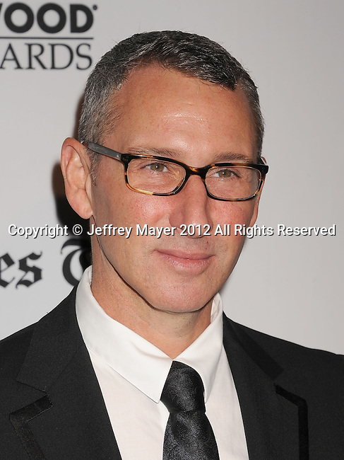 BEVERLY HILLS, CA - OCTOBER 22: Adam Shankman arrives at the 16th Annual Hollywood Film Awards Gala presented by The Los Angeles Times held at The Beverly Hilton Hotel on October 22, 2012 in Beverly Hills, California.