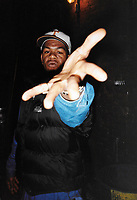 NEW YORK, NY: Craig Mack in an undated photo. Credit: Walik Goshorn/MediaPunch
