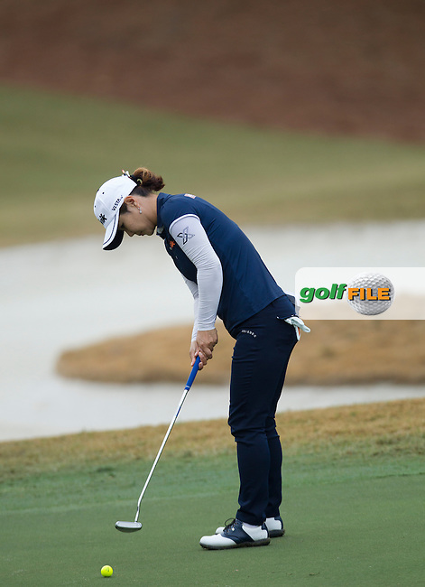 Sei Young Kim during the First round of the LPGA Coates Golf Championship 2016 , from the Golden Ocala Golf and Equestrian Club, Ocala, Florida. 3/2/16<br /> Picture: Mark Davison | Golffile<br /> <br /> <br /> All photos usage must carry mandatory copyright credit (&copy; Golffile | Mark Davison)