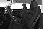 Front seat view of a 2015 GMC Canyon SLT Crew Cab SWB 4 Door Truck Front Seat car photos