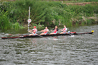 Monmouth Regatta 2011, May 29.  .IM3. 4+.25 Wallingford RC.26 Reading University BC