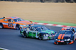 Willy Boucenna/Philippe Baudiniere - Assurance Intelligence Service Ford Mustang & Romain Fournillier - OverDrive Ford Mustang