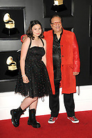 LOS ANGELES - FEB 10:  Arturo Sandoval at the 61st Grammy Awards at the Staples Center on February 10, 2019 in Los Angeles, CA