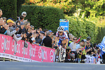 Elizabeth Deignan (GBR) chasing the leaders on the first circuit of Harrogate during the Women Elite Road Race of the UCI World Championships 2019 running 149.4km from Bradford to Harrogate, England. 28th September 2019.<br /> Picture: Eoin Clarke | Cyclefile<br /> <br /> All photos usage must carry mandatory copyright credit (© Cyclefile | Eoin Clarke)
