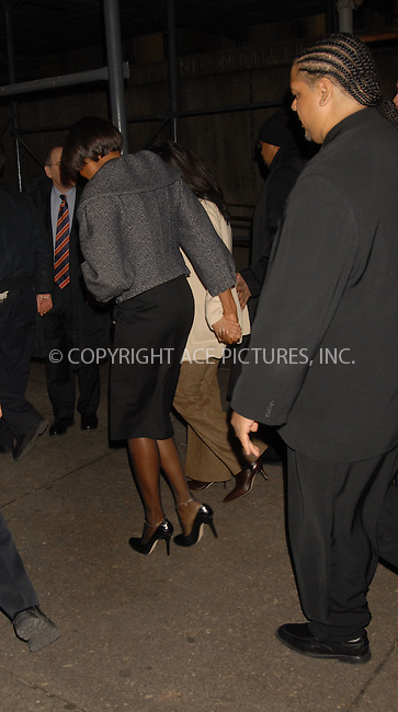 WWW.ACEPIXS.COM . . . . . ....January 16, 2007, New York City.....Please byline: KRISTIN CALLAHAN - ACEPIXS.COM....Naomi Campbell arrives in at the Manhattan Criminal Court in New York. .. . . . . . ..Ace Pictures, Inc:  ..(212) 243-8787 or (646) 679 0430..e-mail: picturedesk@acepixs.com..web: http://www.acepixs.com