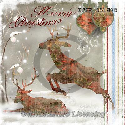 Isabella, CHRISTMAS SYMBOLS, WEIHNACHTEN SYMBOLE, NAVIDAD SÍMBOLOS, paintings+++++,ITKE551878,#xx# napkins deer