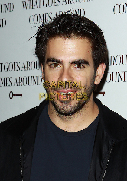 ELI ROTH .WGACA 1 Year Anniversary Party  held at Space15Twenty, Los Angeles, California, USA, 18th March 2010..one arrivals portrait headshot black  beard facial hair .CAP/ADM/TC.©T. Conrad/AdMedia/Capital Pictures.