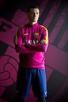 Mcc0068210 . Sunday Telegraph<br /> <br /> ST Sport<br /> <br /> Barcelona Defender and former Arsenal Captain Thomas Vermaelen photographed at the Barcelona training ground.<br />  <br /> Barcelona 18 February 2016
