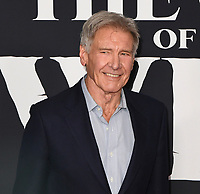 """13 February 2020 - Hollywood, California - Harrison Ford. """"The Call of the Wild"""" Twentieth Century Studios World Premiere held at El Capitan Theater. Photo Credit: Dave Safley/AdMedia /MediaPunch"""