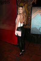 LOS ANGELES, CA - NOVEMBER 17: Kaili Thorne, at the Tribes Of Palos Verdes Premiere at The Ace Hotel Theater in Los Angeles, California on November 17, 2107. Credit: Faye Sadou/MediaPunch /NortePhoto.com