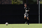 28 August 2016: Elon's Matthew Jegier. The Elon University Phoenix played the University of San Diego Toreros at Koskinen Stadium in Durham, North Carolina in a 2016 NCAA Division I Men's Soccer match. USD won the game 2-1.