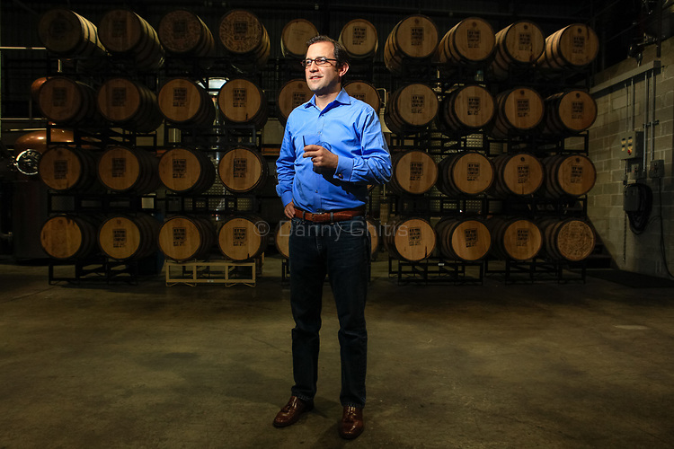Rock and Rye, a new product from the New York Distilling company run by Allen Katz. The distillery is adjacent to the Brooklyn bar, The Shanty. <br /> <br /> Danny Ghitis for The New York Times