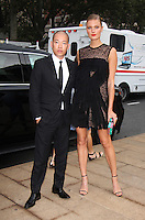 NEW YORK, NY-September 20:Jason Wu, Constance Jablonski at New York City Ballet Fifth Annual Fall Fashion Gala at Lincoln Center in New York. September 20, 2016. Credit:RW/MediaPunch