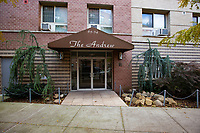 Entrance to 65-54 Austin Street