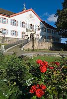 Germany, Baden-Wuerttemberg, Markgraefler Land, castle Buergeln