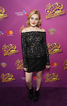 Meg Donnelly attends the Broadway Opening Performance of 'Charlie and the Chocolate Factory' at the Lunt-Fontanne Theatre on April 23, 2017 in New York City.