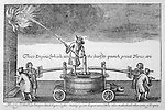 John Keeling's appliance     Date: 1678     Source: his trade card repr. in The Picture Magazine