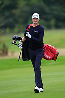 Sebastian Heisele (GER) on the 8th fairway during Round 2 of the Bridgestone Challenge 2017 at the Luton Hoo Hotel Golf &amp; Spa, Luton, Bedfordshire, England. 08/09/2017<br /> Picture: Golffile | Thos Caffrey<br /> <br /> <br /> All photo usage must carry mandatory copyright credit     (&copy; Golffile | Thos Caffrey)