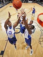 Dai-Jon Parker at the NBPA Top100 camp at the John Paul Jones Arena Charlottesville, VA. Visit www.nbpatop100.blogspot.com for more photos. (Photo © Andrew Shurtleff)