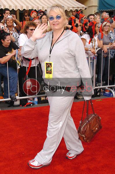 Roseanne Barr<br />at the premiere of Disney's &quot;Pirates of the Caribbean: Dead Man's Chest&quot;. Disneyland, Anaheim, CA. 06-24-06<br />Scott Kirkland/DailyCeleb.com 818-249-4998