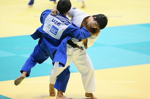 Shohei Ono (JPN), <br /> SEPTEMBER 1, 2013 - Judo : <br /> 2013 Judo World Championships Rio de Janeiro <br /> Men's Team Competition <br /> at Maracanazinho Arena, Rio de Janeiro, Brazil. <br /> (Photo by YUTAKA/AFLO SPORT)