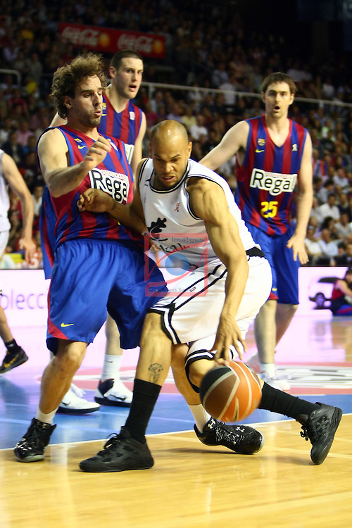 Regal FC Barcelona vs Bizcaya Bilbao (Play Off - 2nd Game). 74-67