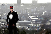 Steve Peat , Sheffield  , January 2012 . Pic copyright Steve Behr / Stockfile
