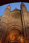 Cathedral; Palma, Majorca -  Mallorca; Spain