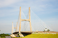 65095-02520 Bill Emerson Memorial Bridge over Mississippi River Cape Girardeau, MO