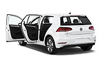 Car images close up view of a 2019 Volkswagen e-Golf Base 5 Door Hatchback doors