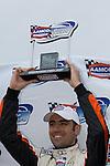 4 August 2007: Dario Franchitti (XSC) won the pole at the Firestone Indy 400, Michigan International Speedway, Brooklyn, Michigan