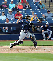 Francisco Mejia - San Diego Padres 2019 spring training (Bill Mitchell)